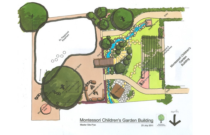 Abundant Playscapes - Montessori Children\'s Garden - North Liberty ...